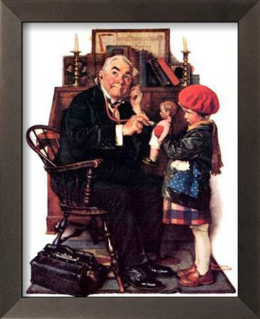 norman-rockwell-doctor-doll