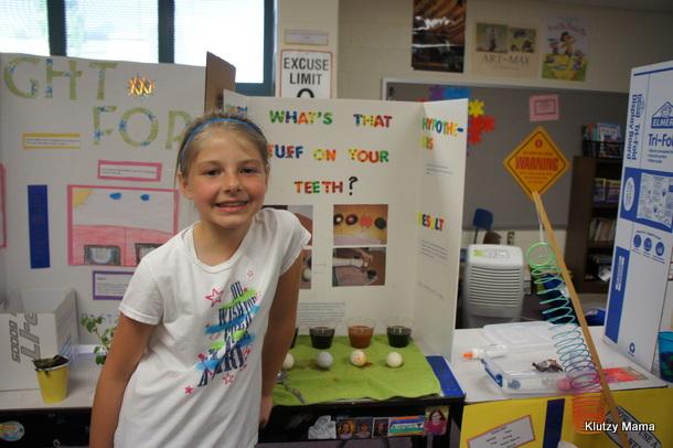 Science Fair & Basketball Camp   Klutzy Mama